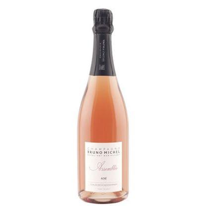 Immagine di Bruno Michel Champagne Cuvée Assemblee Rosé Bio