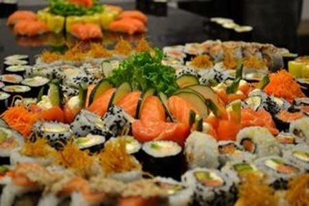 Immagine per la categoria SUSHI E SASHIMI