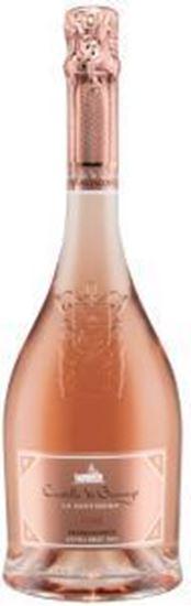 Immagine di Castello di Gussago Franciacorta Rosè Extra Brut Millesimato Bio
